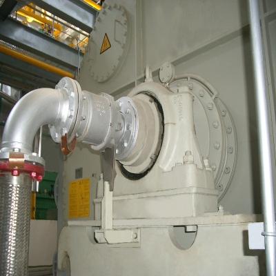 管束式干燥机