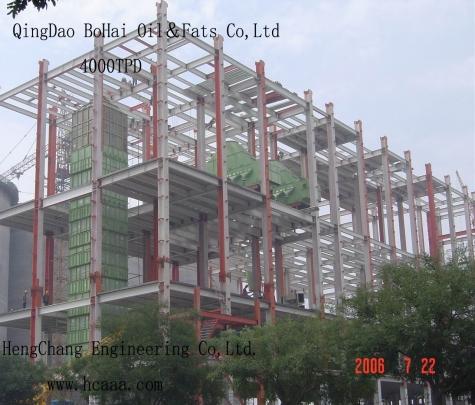 青岛渤海项目